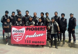 klub Pulsar 135 Owners